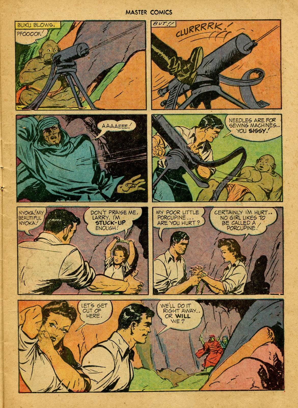 Master Comics issue 52 - Page 17