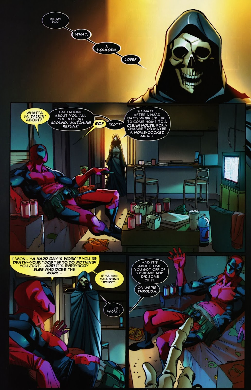Read online Deadpool (2008) comic -  Issue #42 - 3