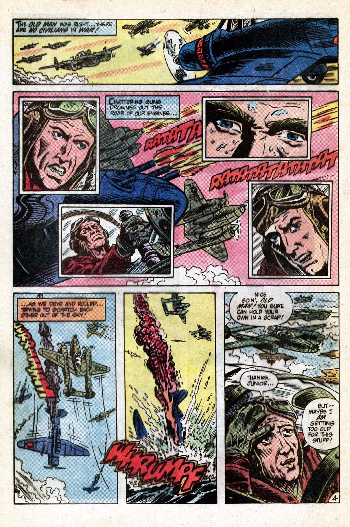 Read online Sgt. Rock comic -  Issue #391 - 25