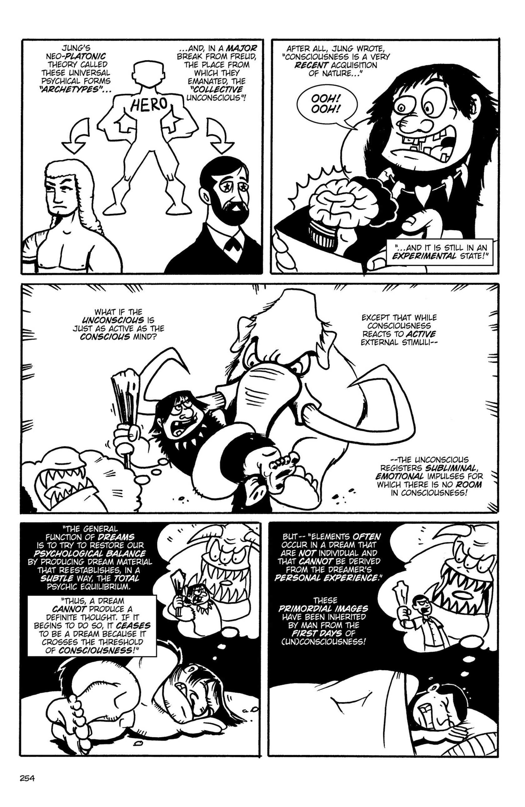 Read online Action Philosophers! comic -  Issue #Action Philosophers! TPB (Part 2) - 82