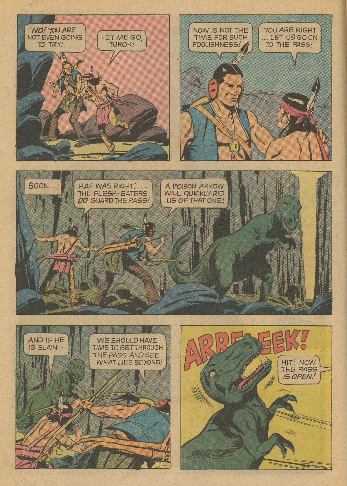 Read online Turok, Son of Stone comic -  Issue #79 - 8