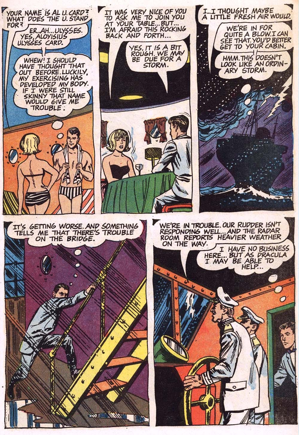 Dracula (1962) issue 3 - Page 7