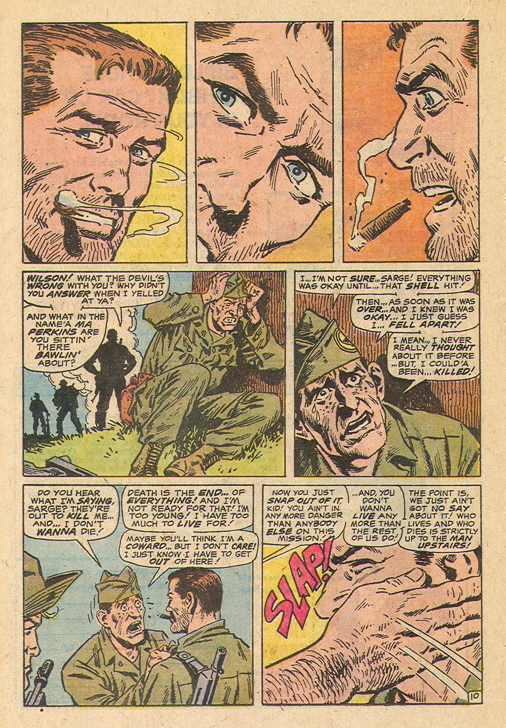 Read online Sgt. Fury comic -  Issue #75 - 16