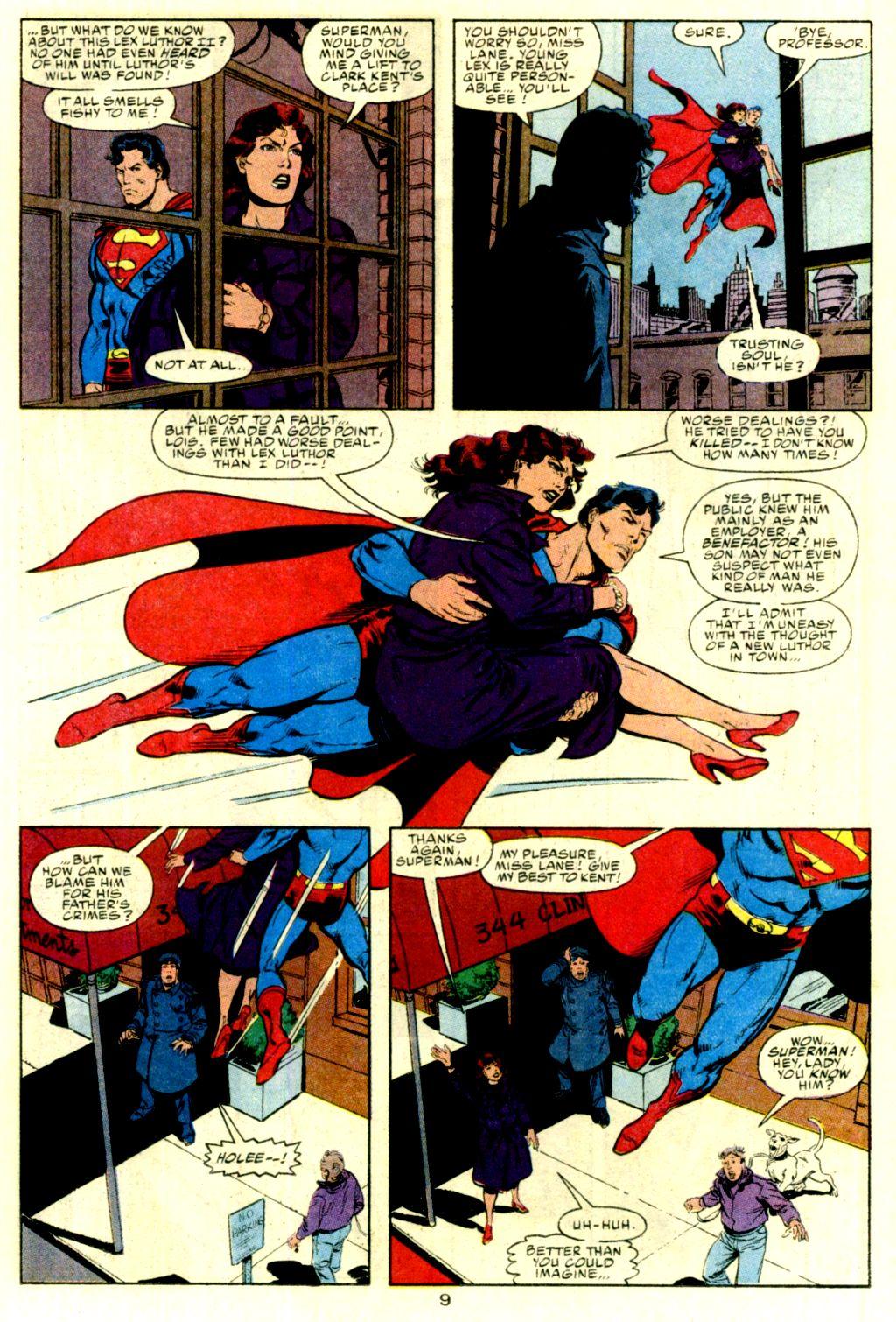 Action Comics (1938) 672 Page 8