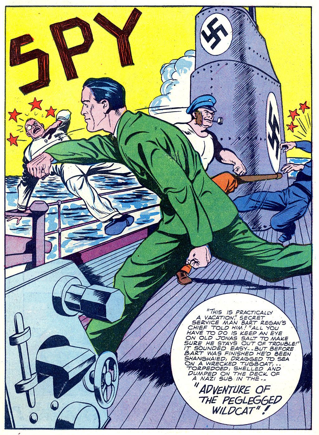 Read online Detective Comics (1937) comic -  Issue #68 - 42