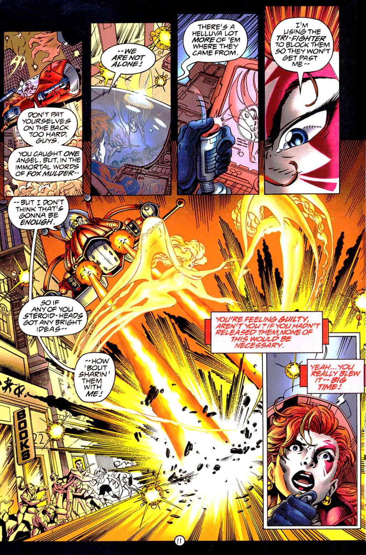 Read online UltraForce (1994) comic -  Issue #9 - 12