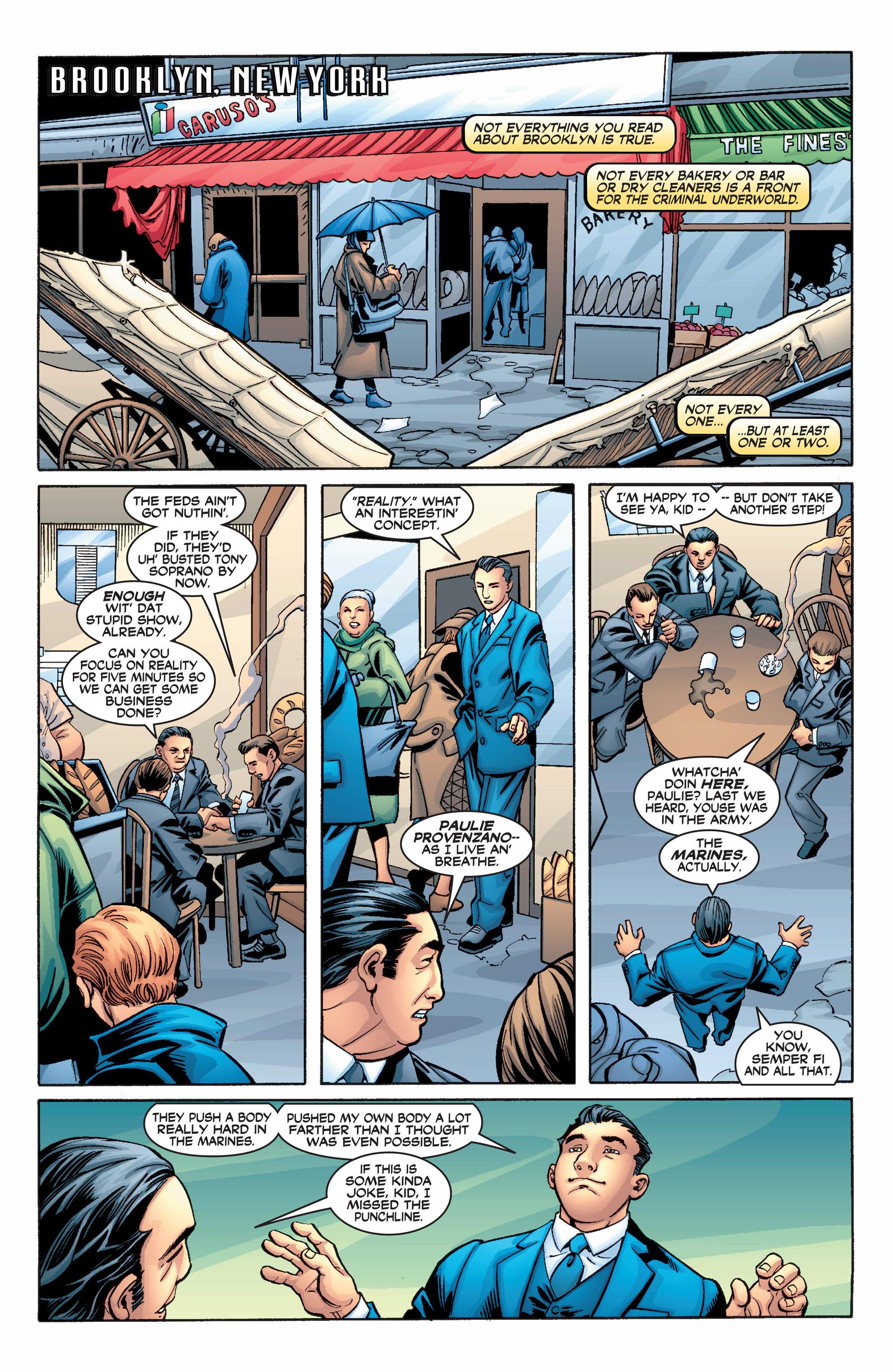 Read online Uncanny X-Men (1963) comic -  Issue #392 - 10