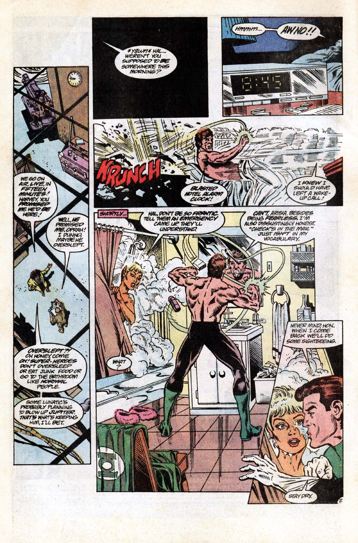 Action Comics (1938) 608 Page 2