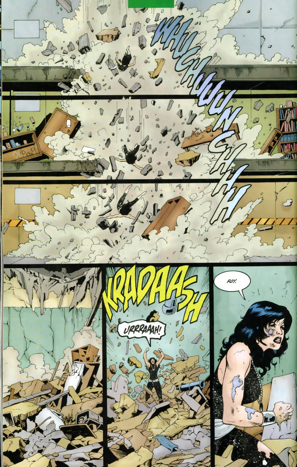 Read online The Titans (1999) comic -  Issue #47 - 13