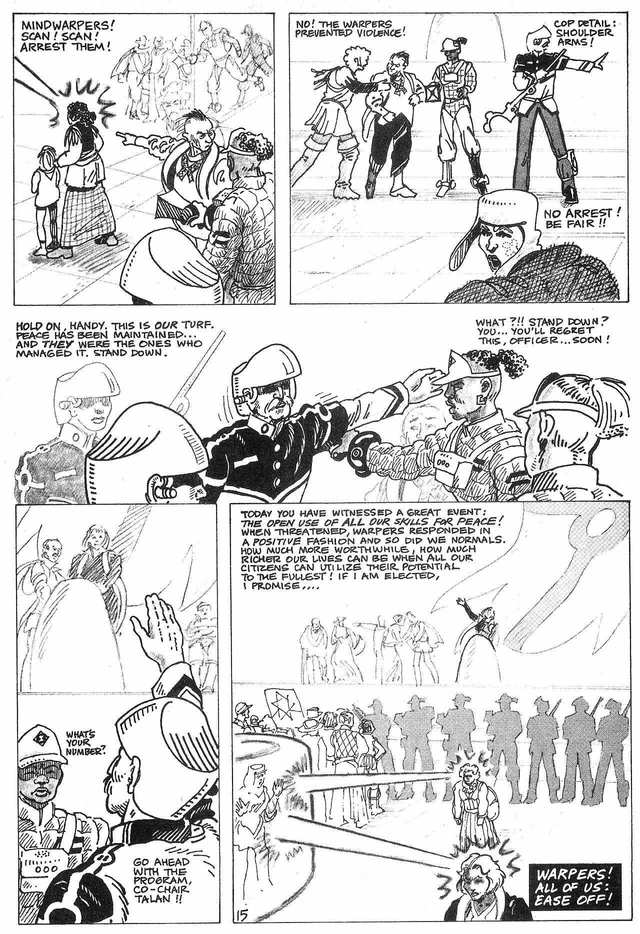 Read online Star*Reach comic -  Issue #18 - 18