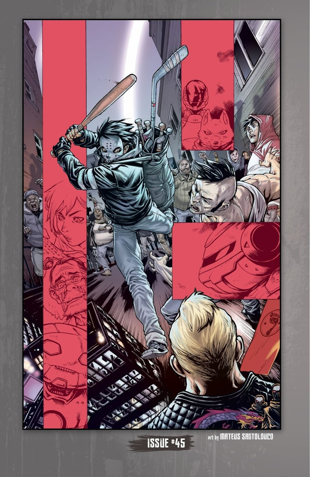 Read online Teenage Mutant Ninja Turtles: The IDW Collection comic -  Issue # TPB 6 (Part 2) - 1