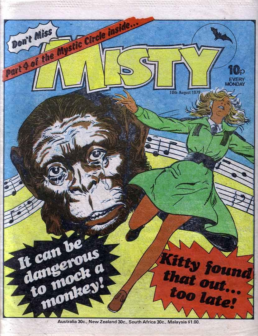 Misty (1978) 80 Page 1