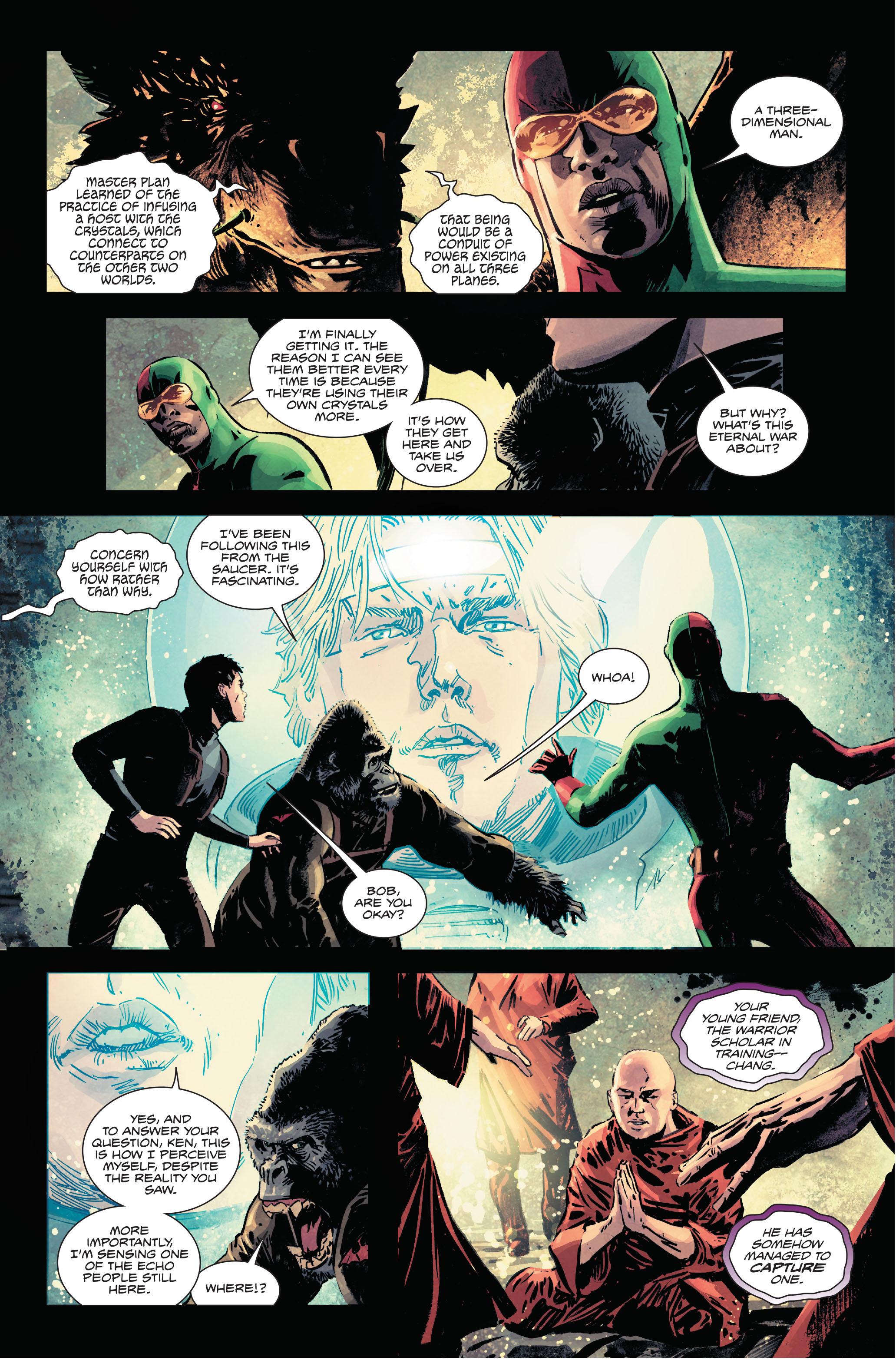 Read online Atlas comic -  Issue #4 - 12