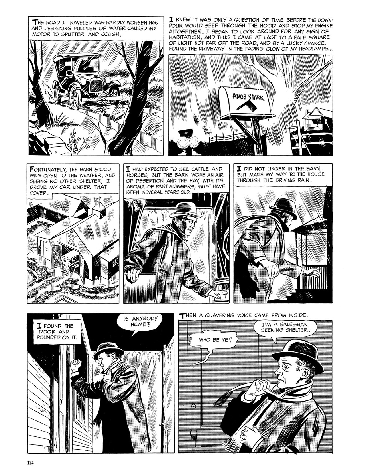 Read online Eerie Archives comic -  Issue # TPB 3 - 125