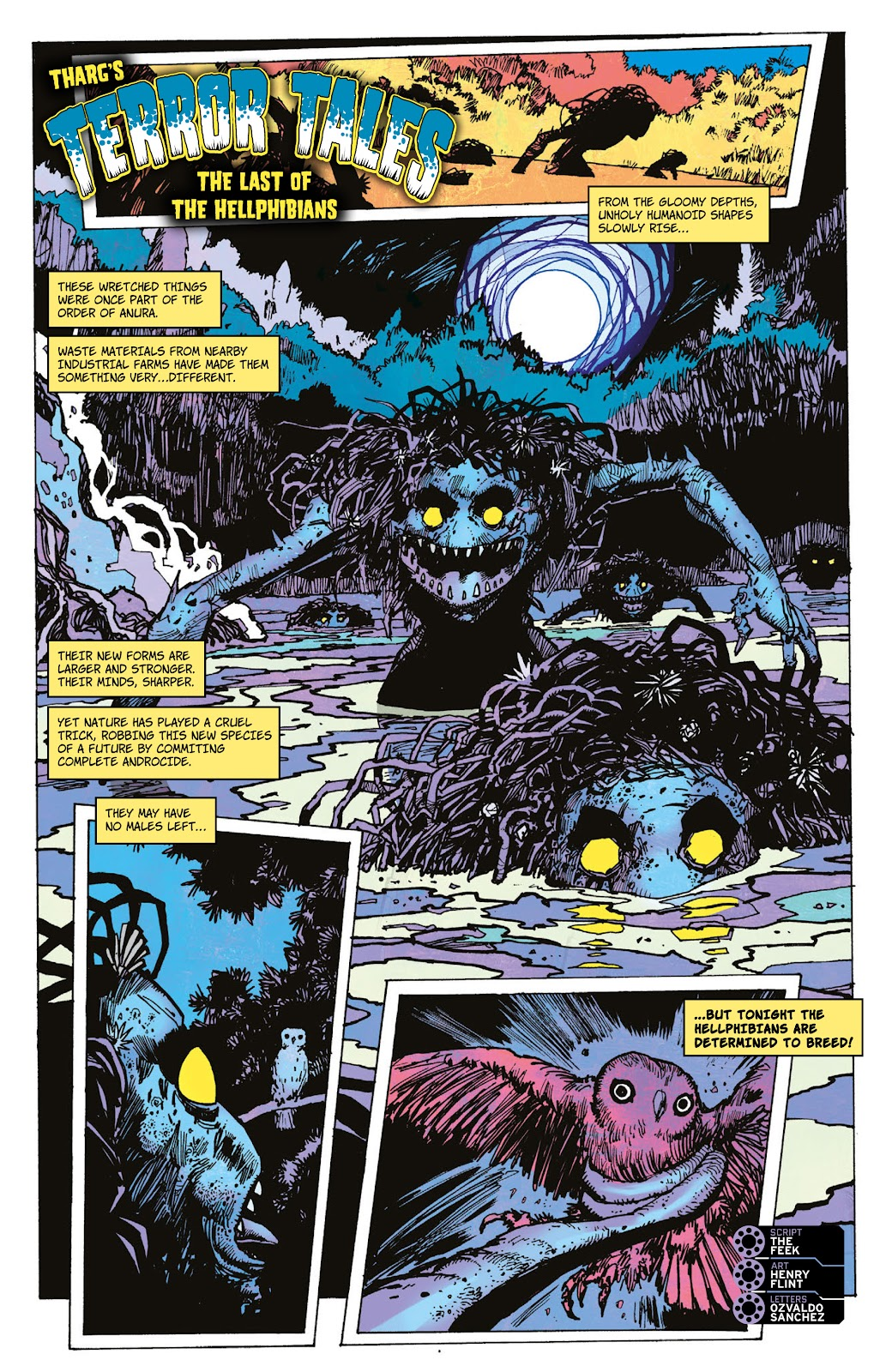 Read online 2000 AD Villains Special comic -  Issue # Full - 30