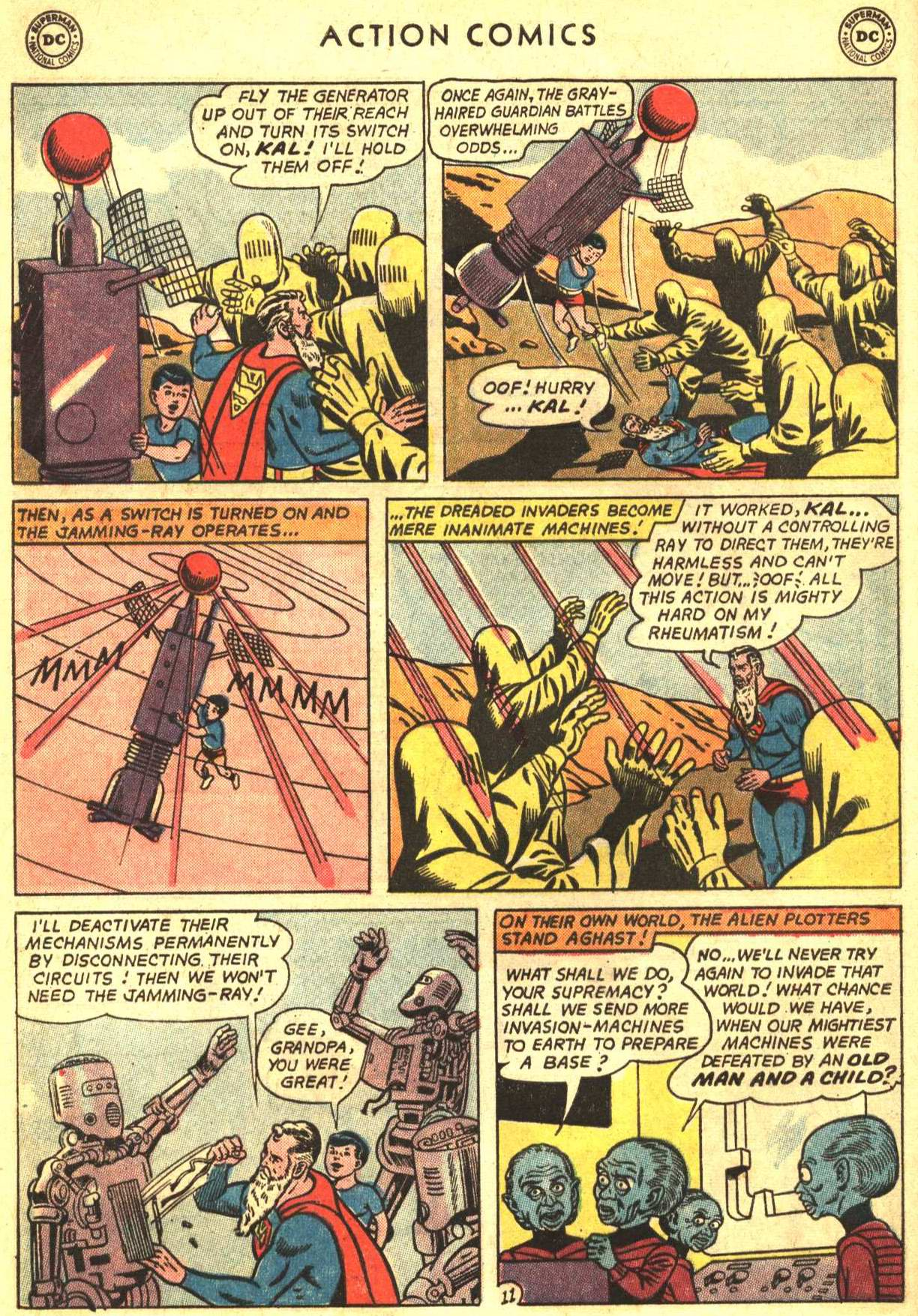 Read online Action Comics (1938) comic -  Issue #327 - 16