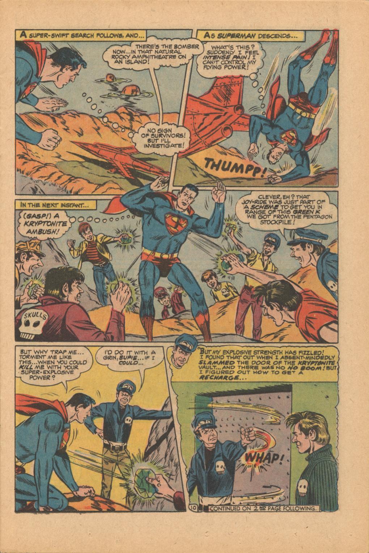 Action Comics (1938) 357 Page 12