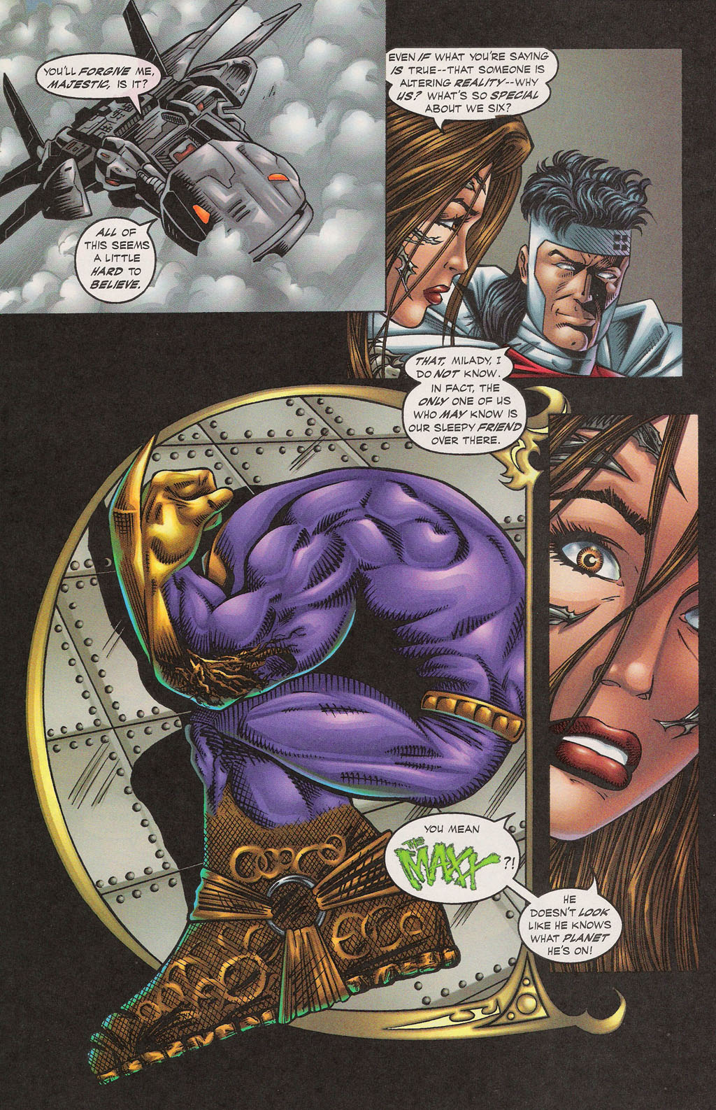 Read online Altered Image comic -  Issue #1 - 24