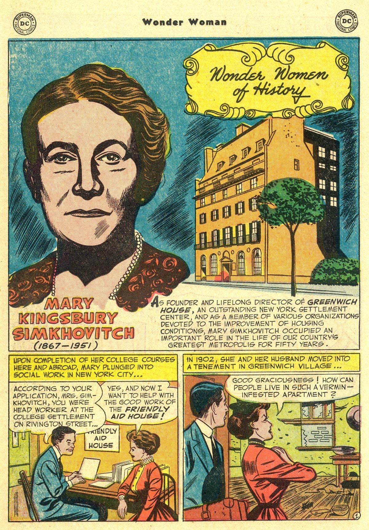 Read online Wonder Woman (1942) comic -  Issue #55 - 28
