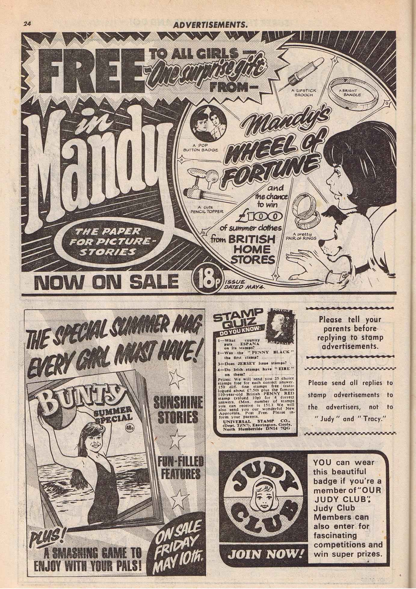 Read online Judy comic -  Issue #1321 - 24