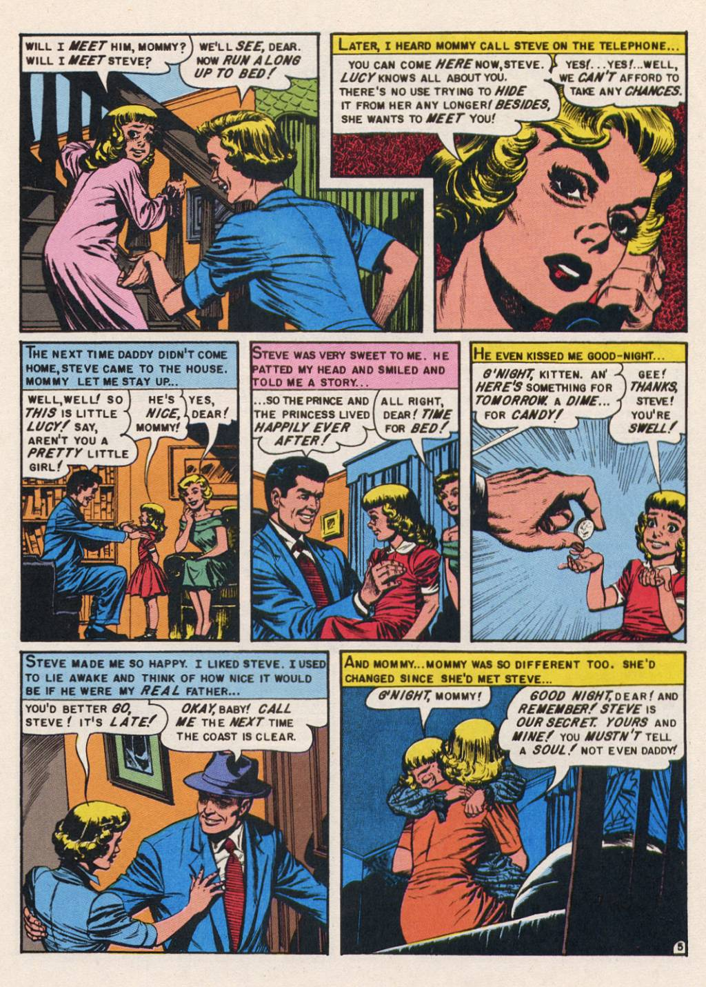 Read online Shock SuspenStories comic -  Issue #14 - 6
