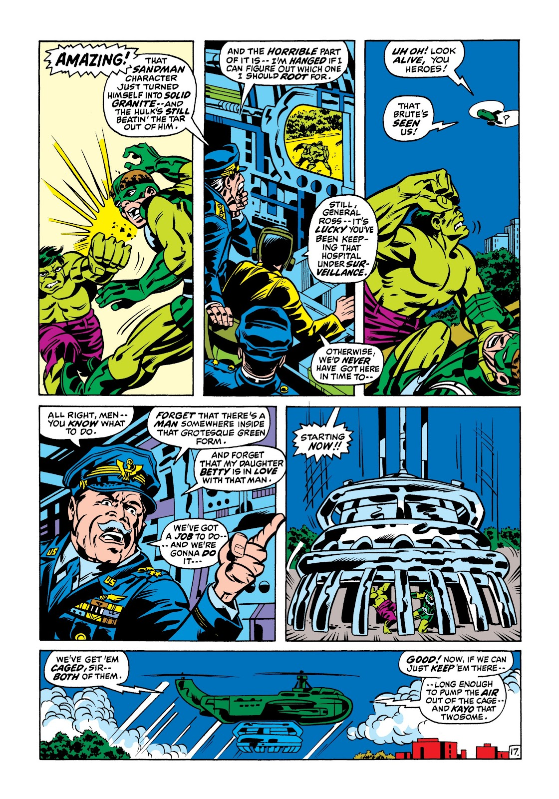 Read online Marvel Masterworks: The Incredible Hulk comic -  Issue # TPB 7 (Part 1) - 83