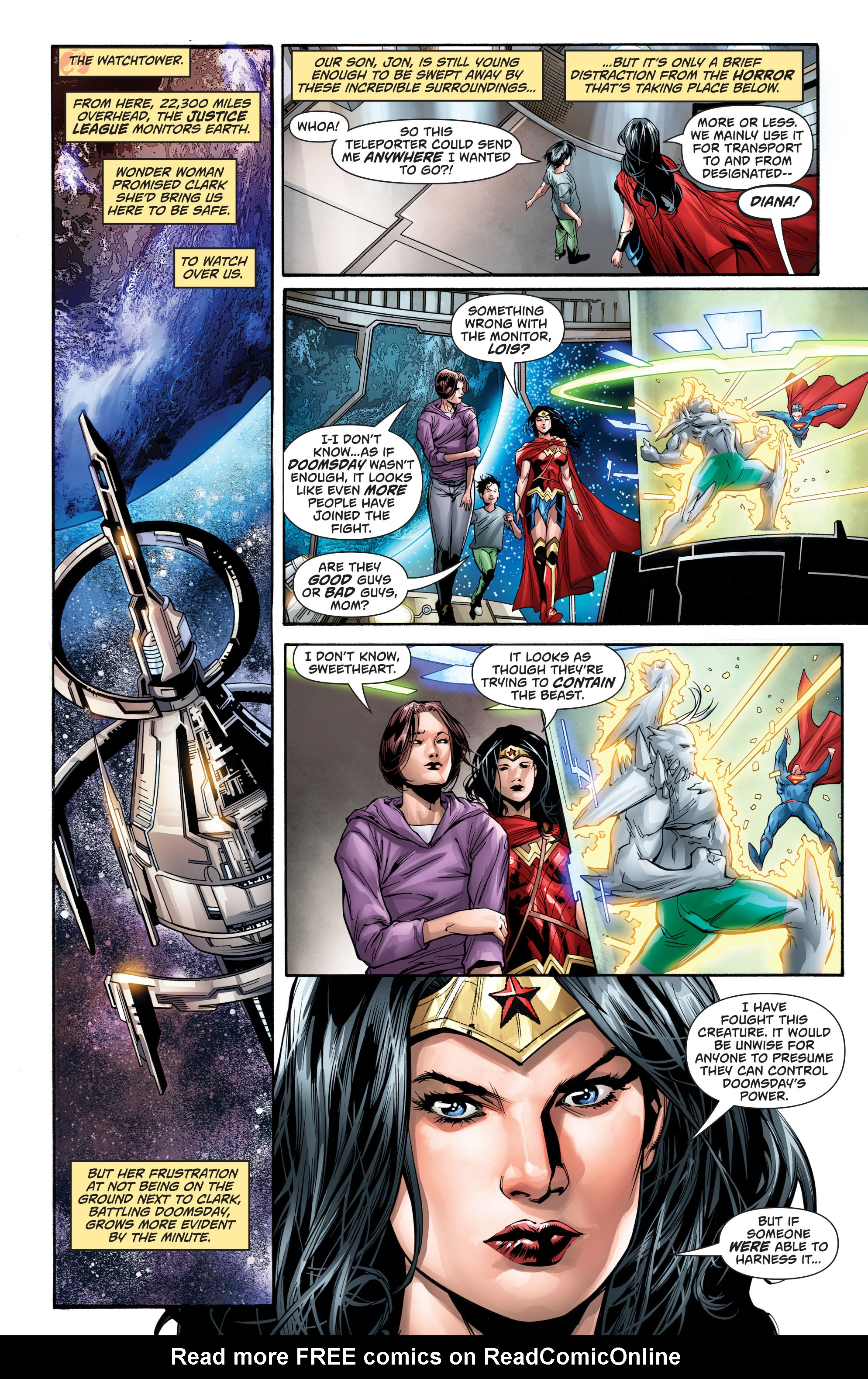 Read online Action Comics (2016) comic -  Issue #962 - 4