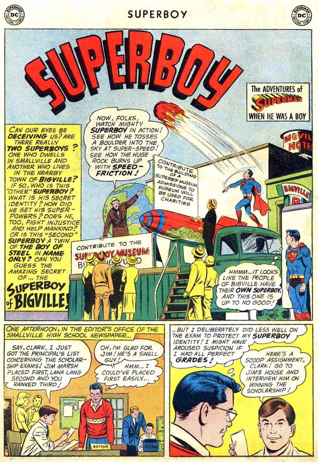 Superboy (1949) issue 91 - Page 11