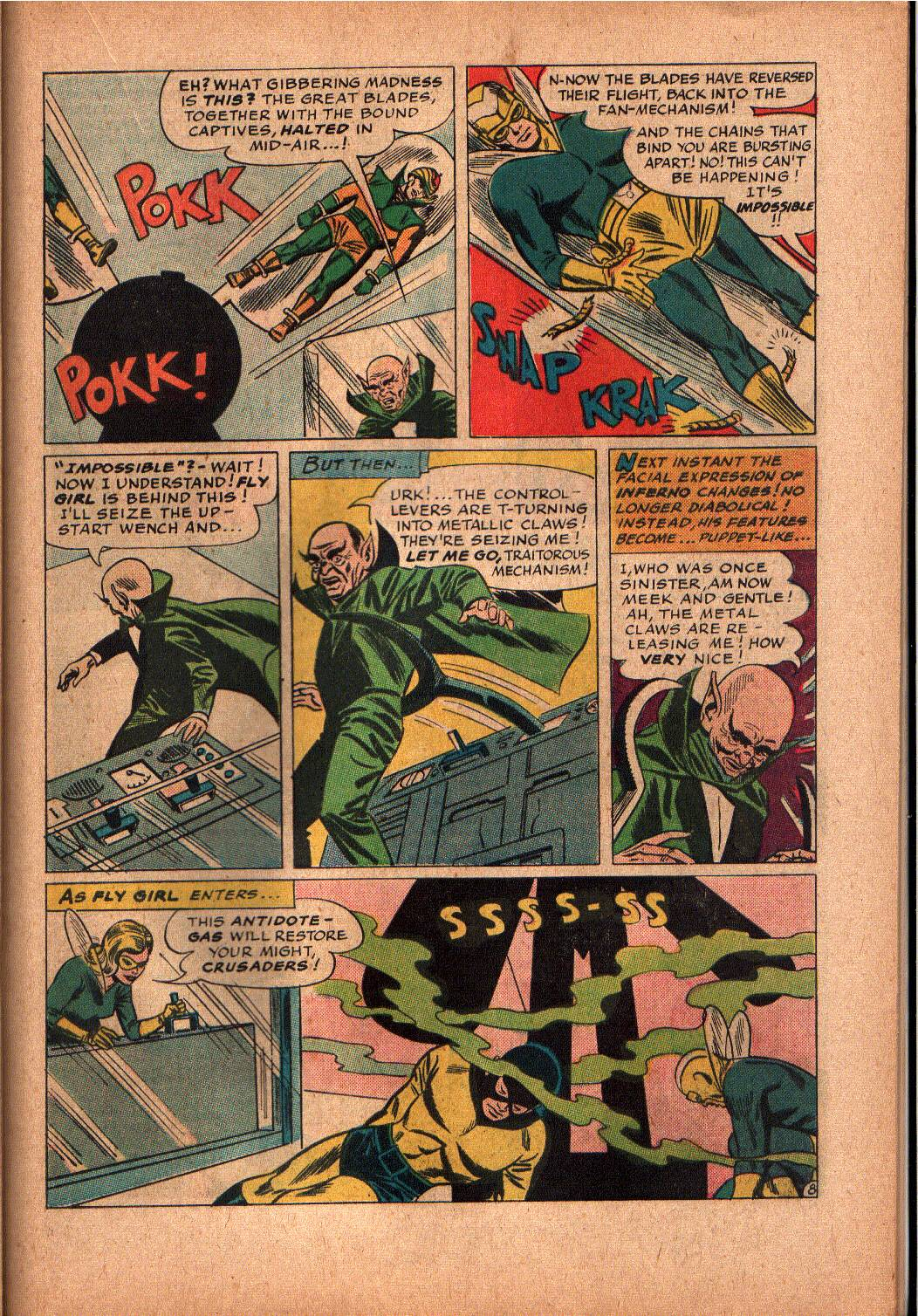 The Mighty Crusaders (1965) Issue #2 #2 - English 17