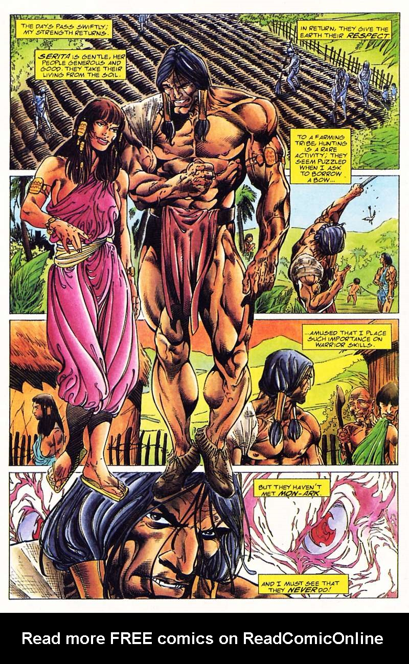 Read online Turok, Dinosaur Hunter (1993) comic -  Issue #1 - 15