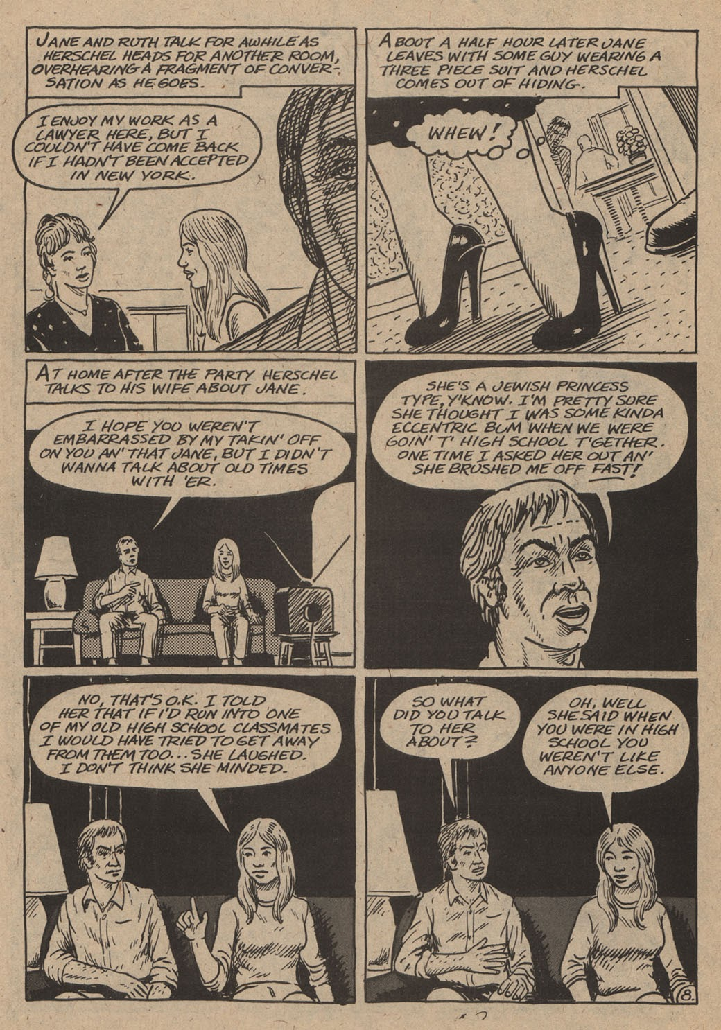 American Splendor (1976) issue 6 - Page 55