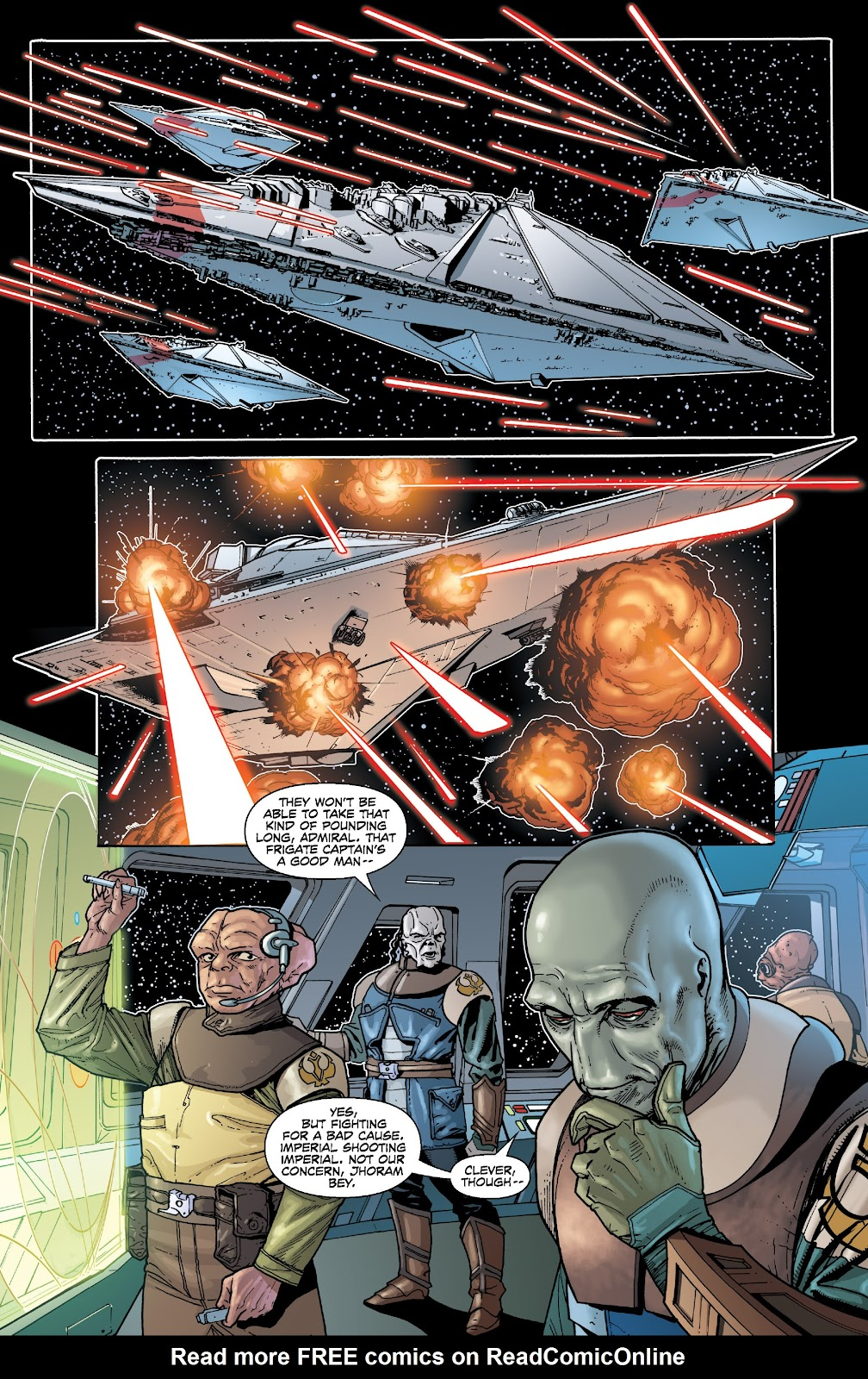 Read online Star Wars Legends: Legacy - Epic Collection comic -  Issue # TPB 2 (Part 5) - 1