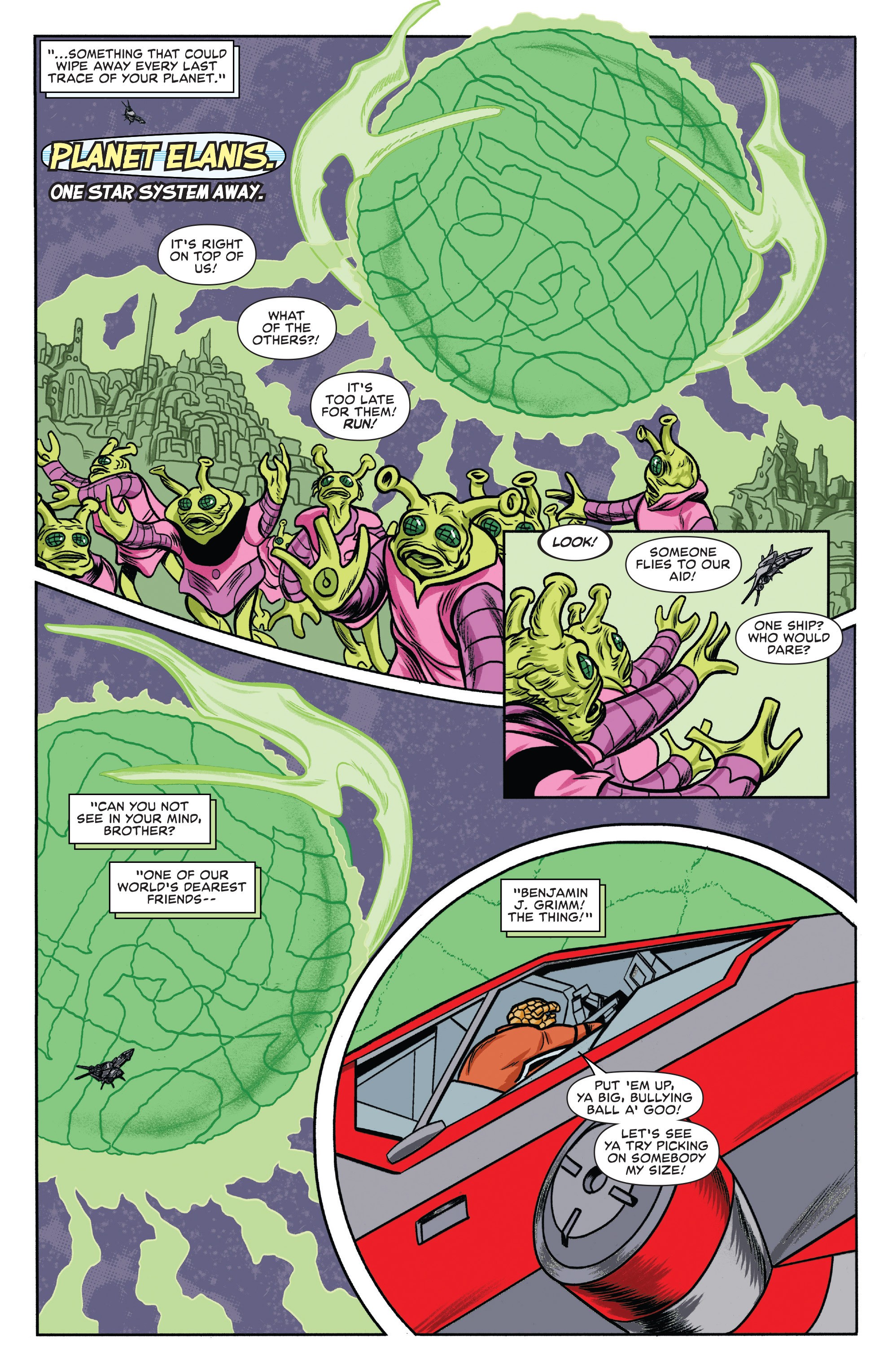 Read online Silver Surfer (2016) comic -  Issue #1 - 19