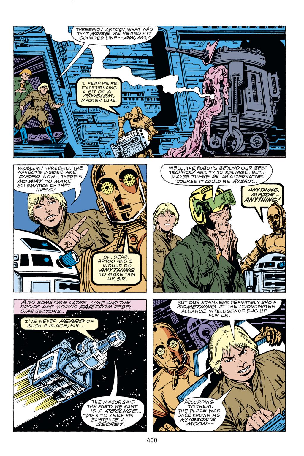 Read online Star Wars Omnibus comic -  Issue # Vol. 14 - 395