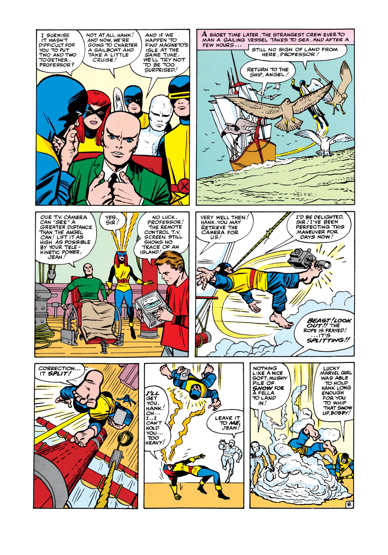 Uncanny X-Men (1963) 6 Page 8