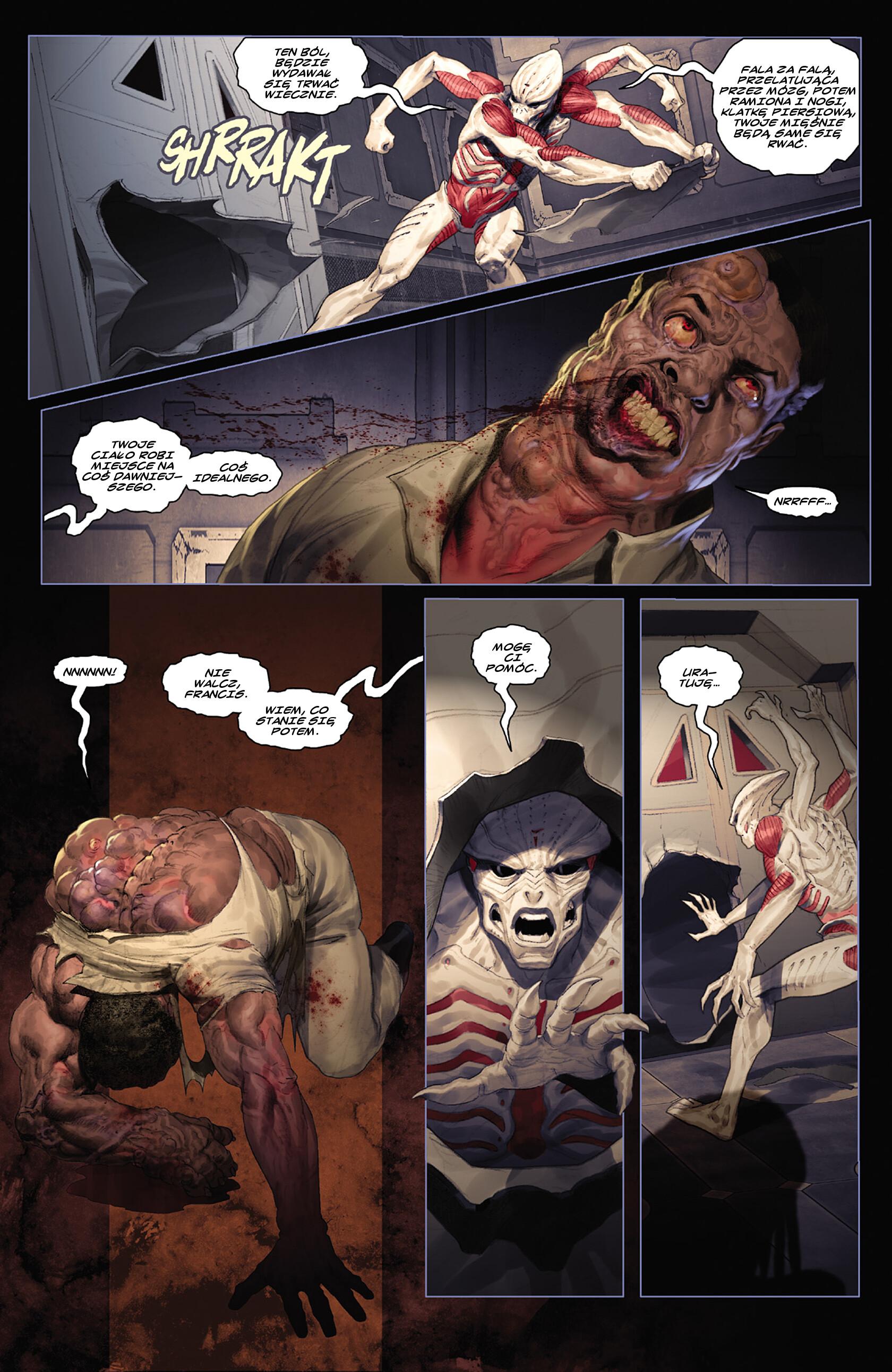 Read online Alien vs. Predator: Fire and Stone comic -  Issue #3 - 20