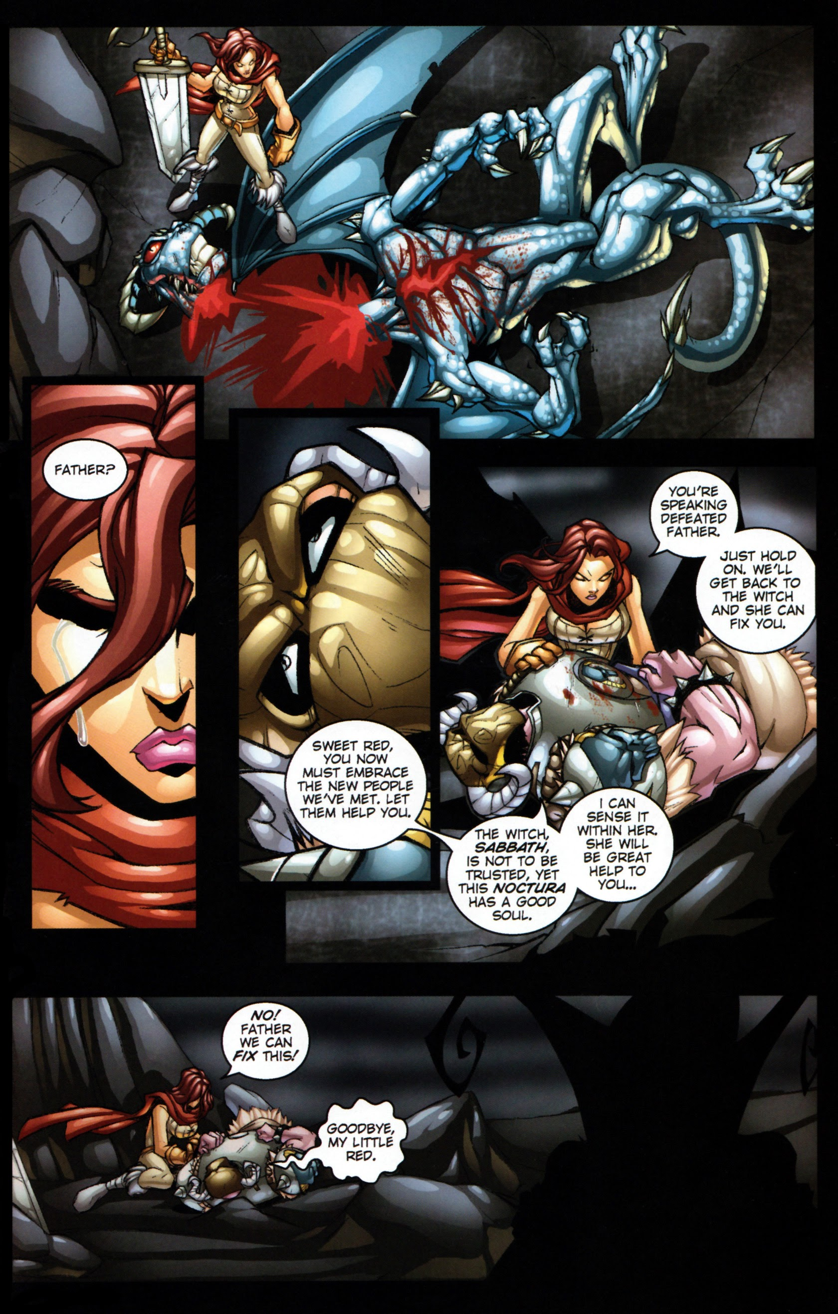 Read online Abiding Perdition comic -  Issue #3 - 21