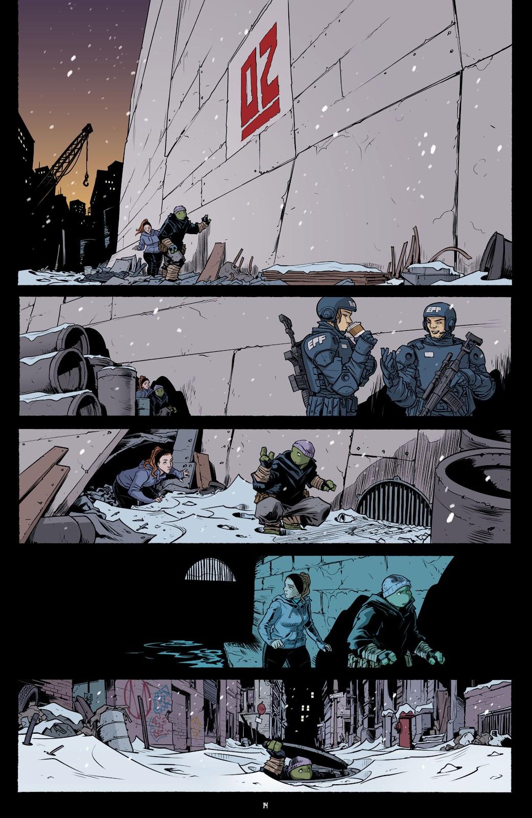 Read online Teenage Mutant Ninja Turtles (2011) comic -  Issue #103 - 16