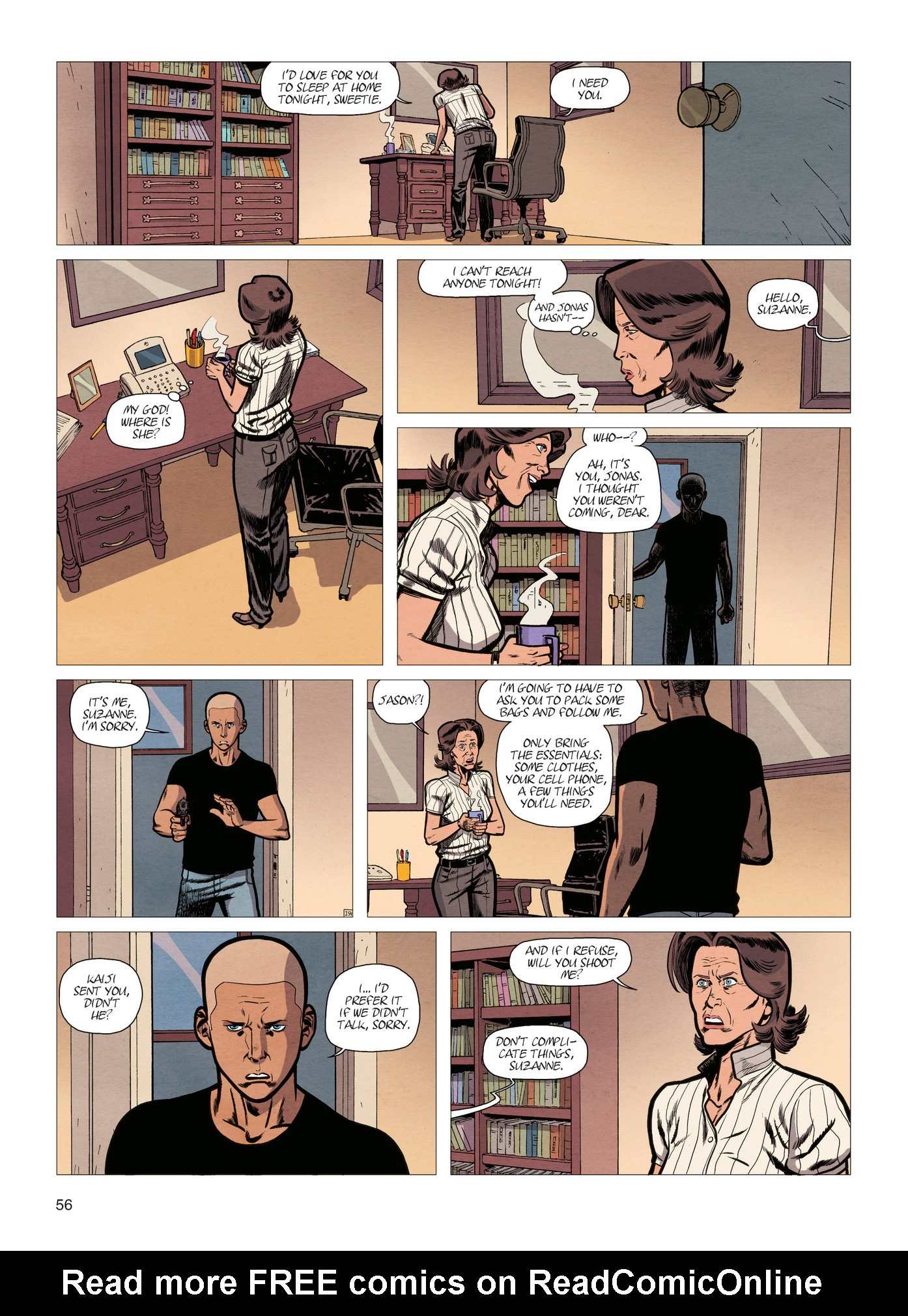 Read online Alter Ego comic -  Issue #4 - 58