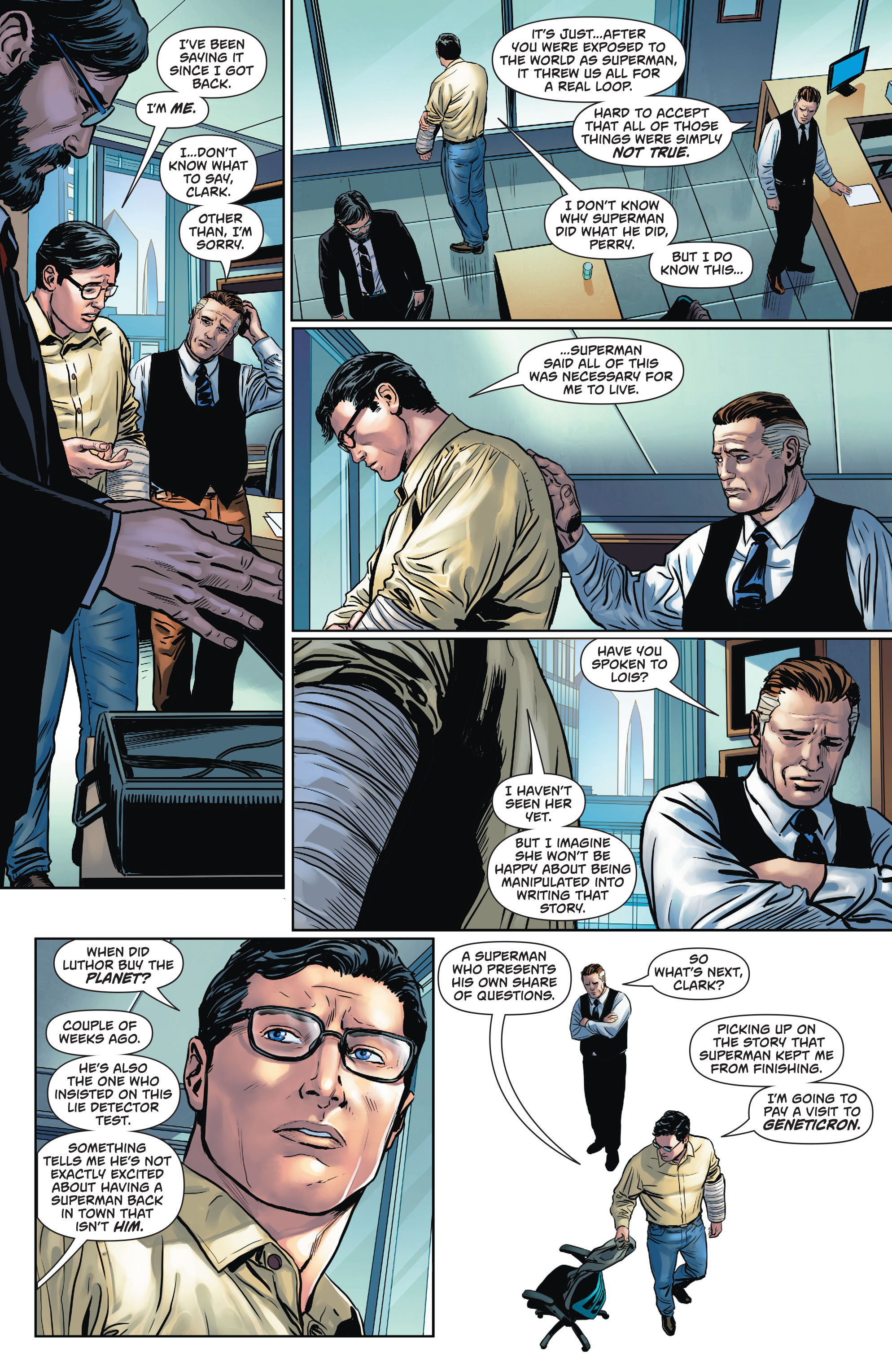 Read online Action Comics (2016) comic -  Issue #963 - 14