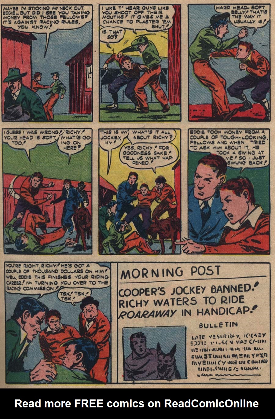 Blue Ribbon Comics (1939) issue 18 - Page 14