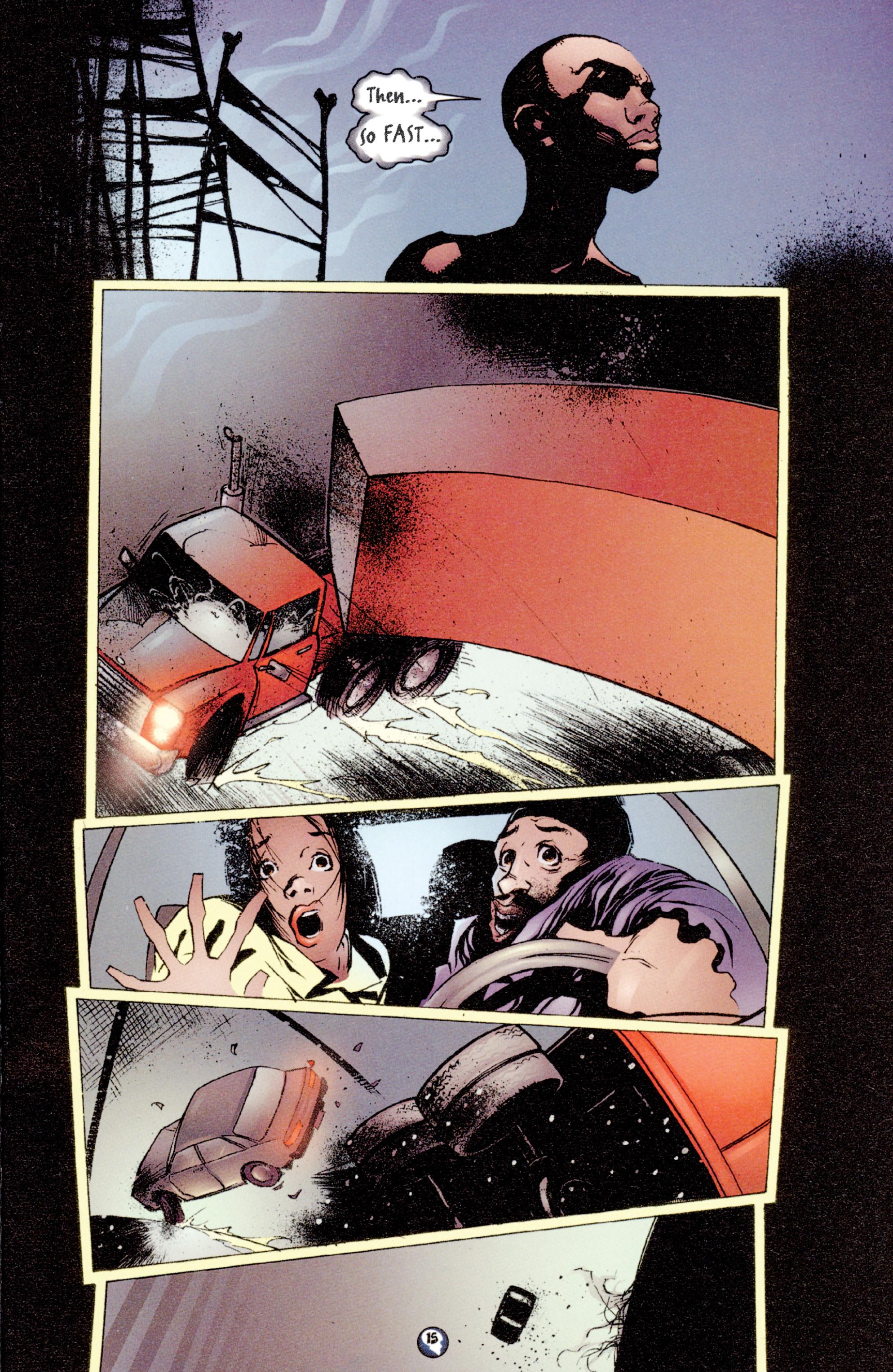 Read online Shadowman (1997) comic -  Issue #3 - 13