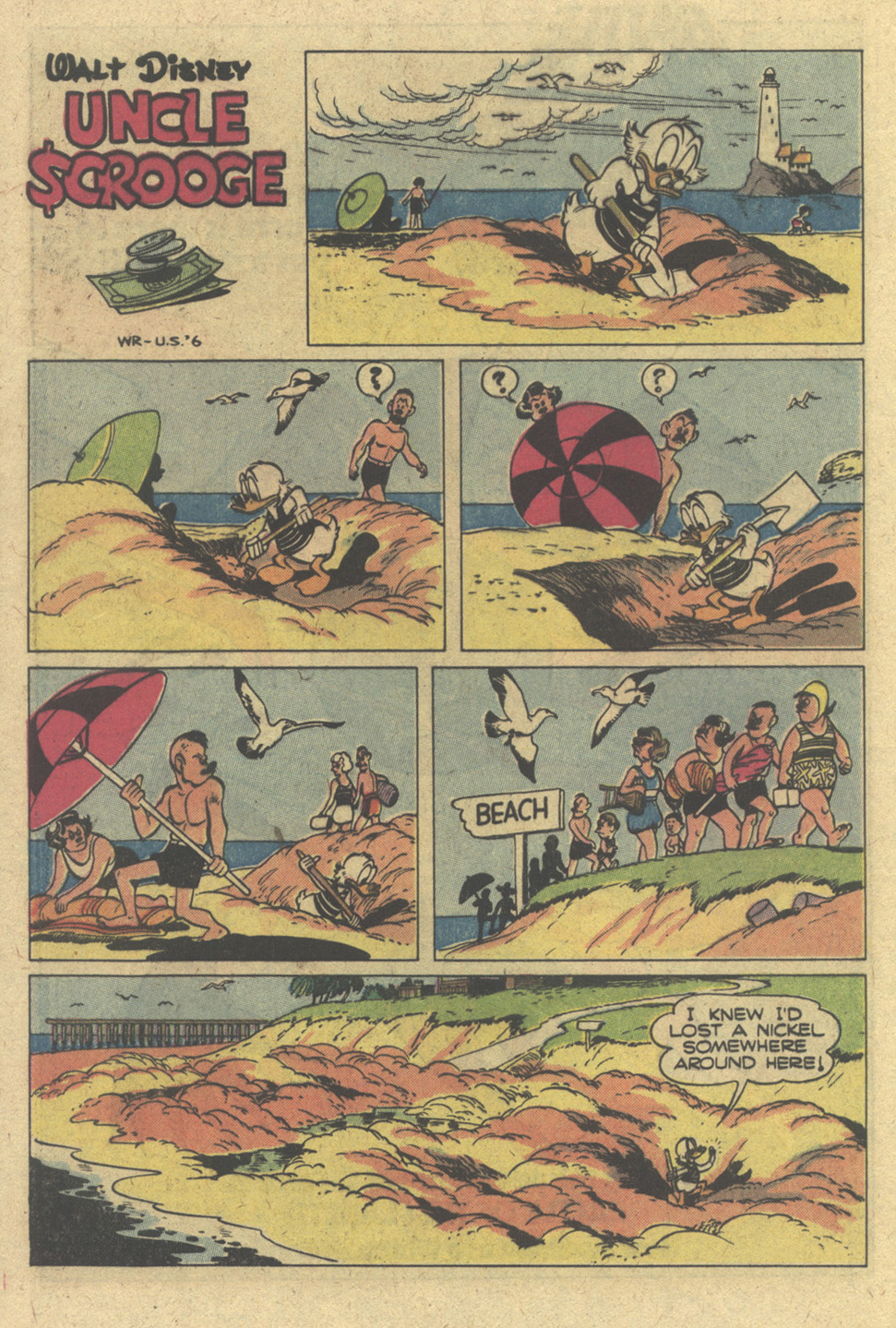 Read online Uncle Scrooge (1953) comic -  Issue #183 - 32