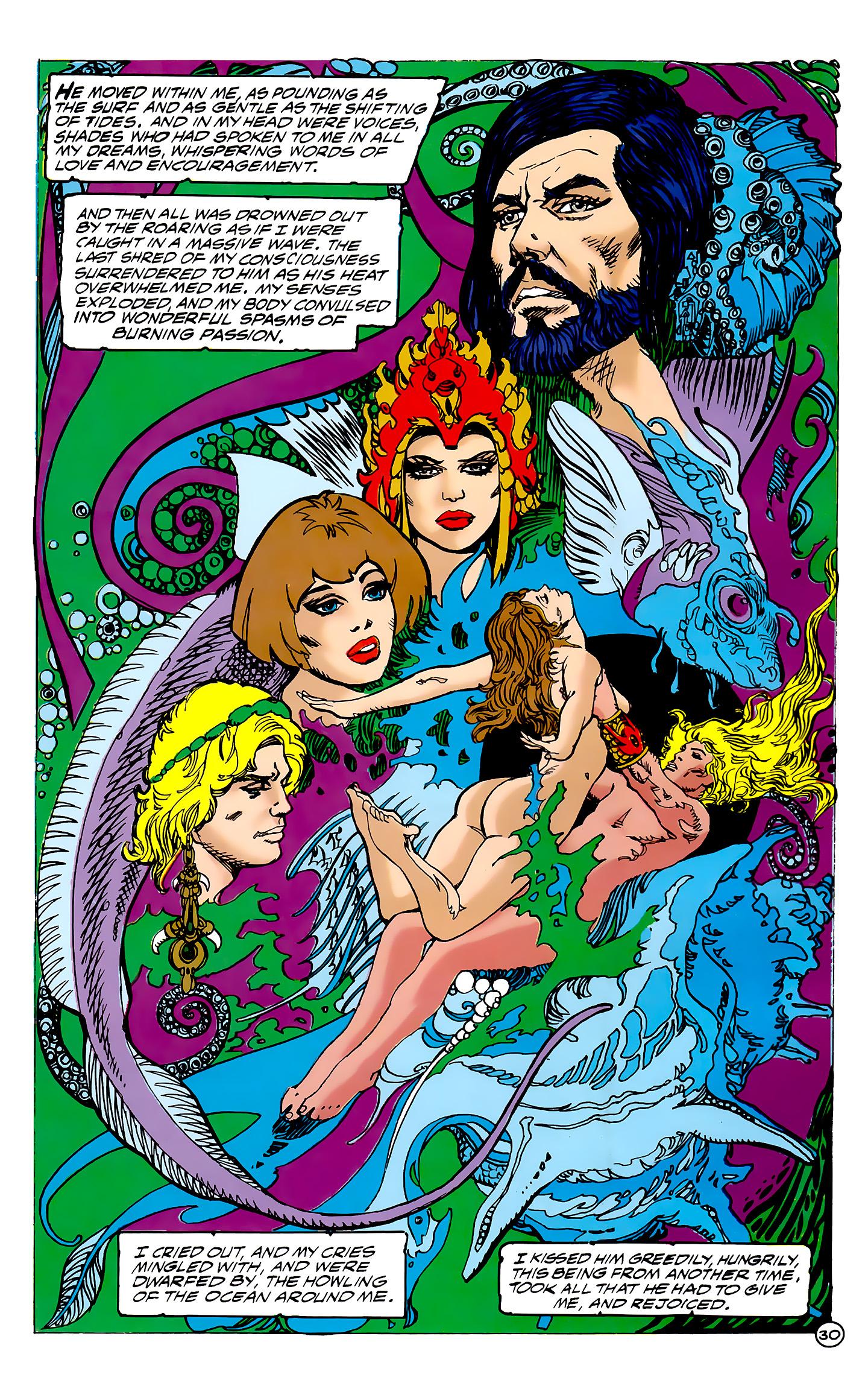Read online Atlantis Chronicles comic -  Issue #7 - 31