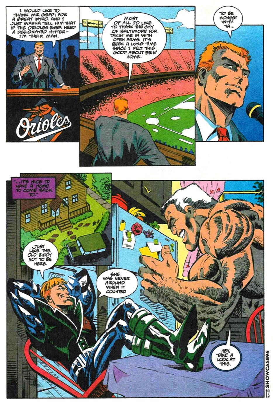 Read online Showcase '96 comic -  Issue #1 - 12