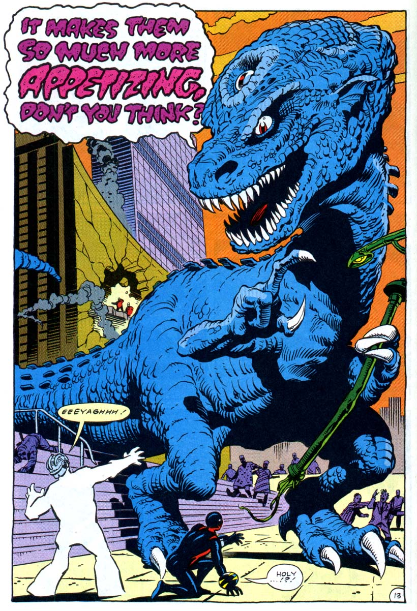Read online 1963 comic -  Issue #2 - 14