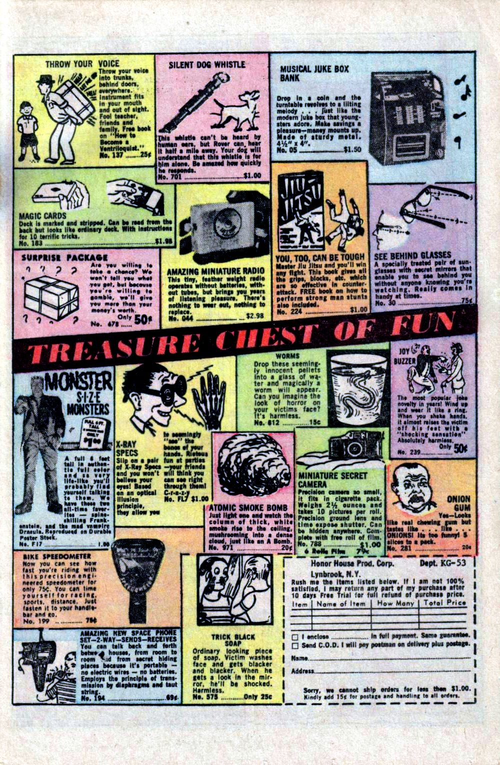 Read online Sgt. Fury comic -  Issue #17 - 13