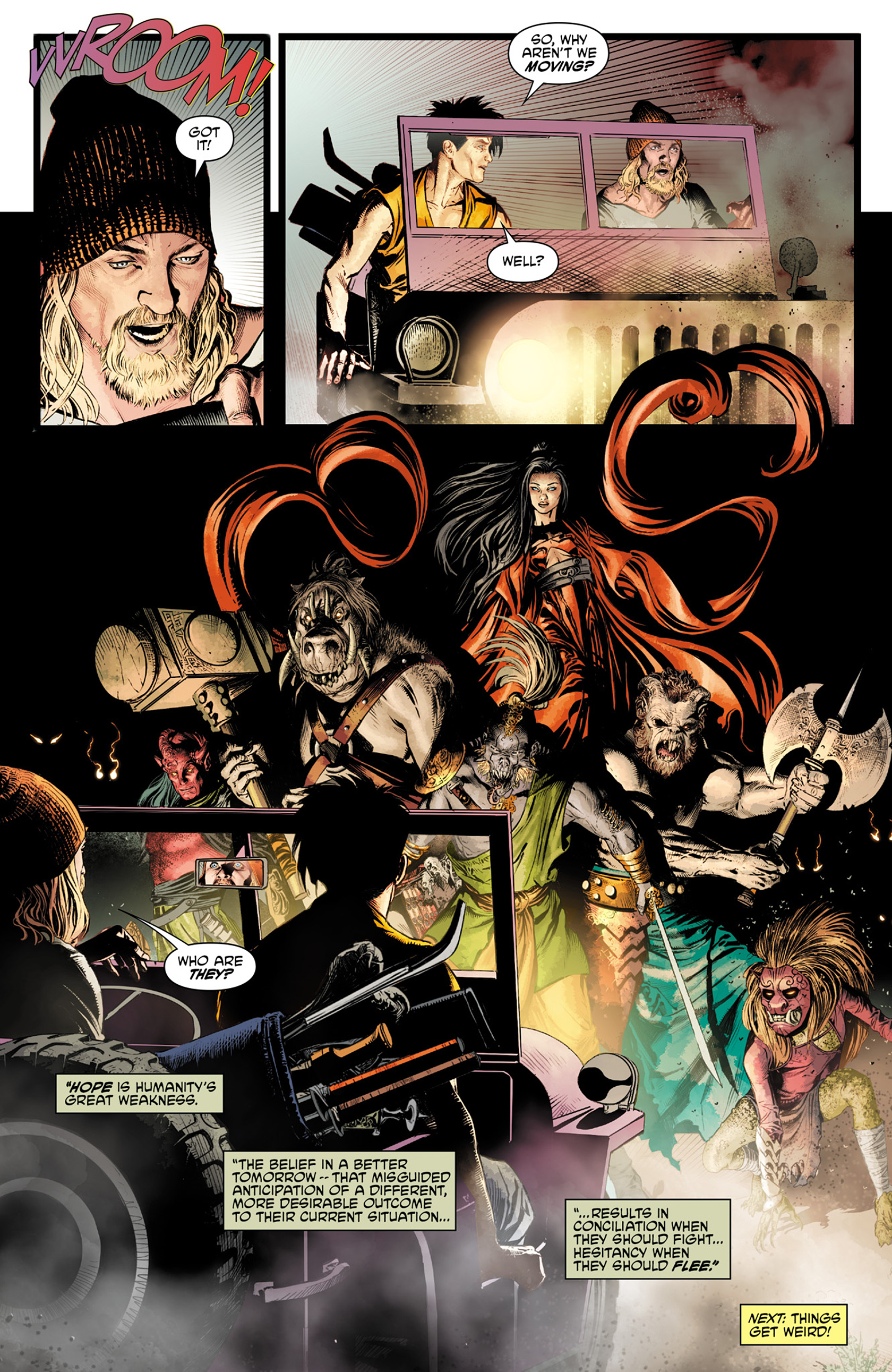 Read online King Tiger comic -  Issue #1 - 24