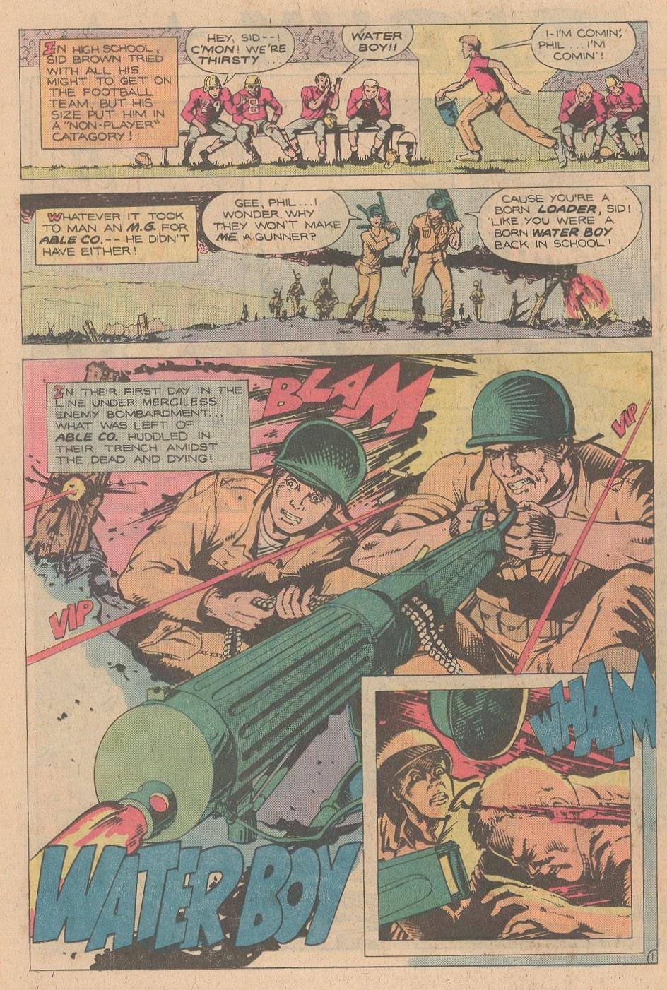 Read online Sgt. Rock comic -  Issue #346 - 17