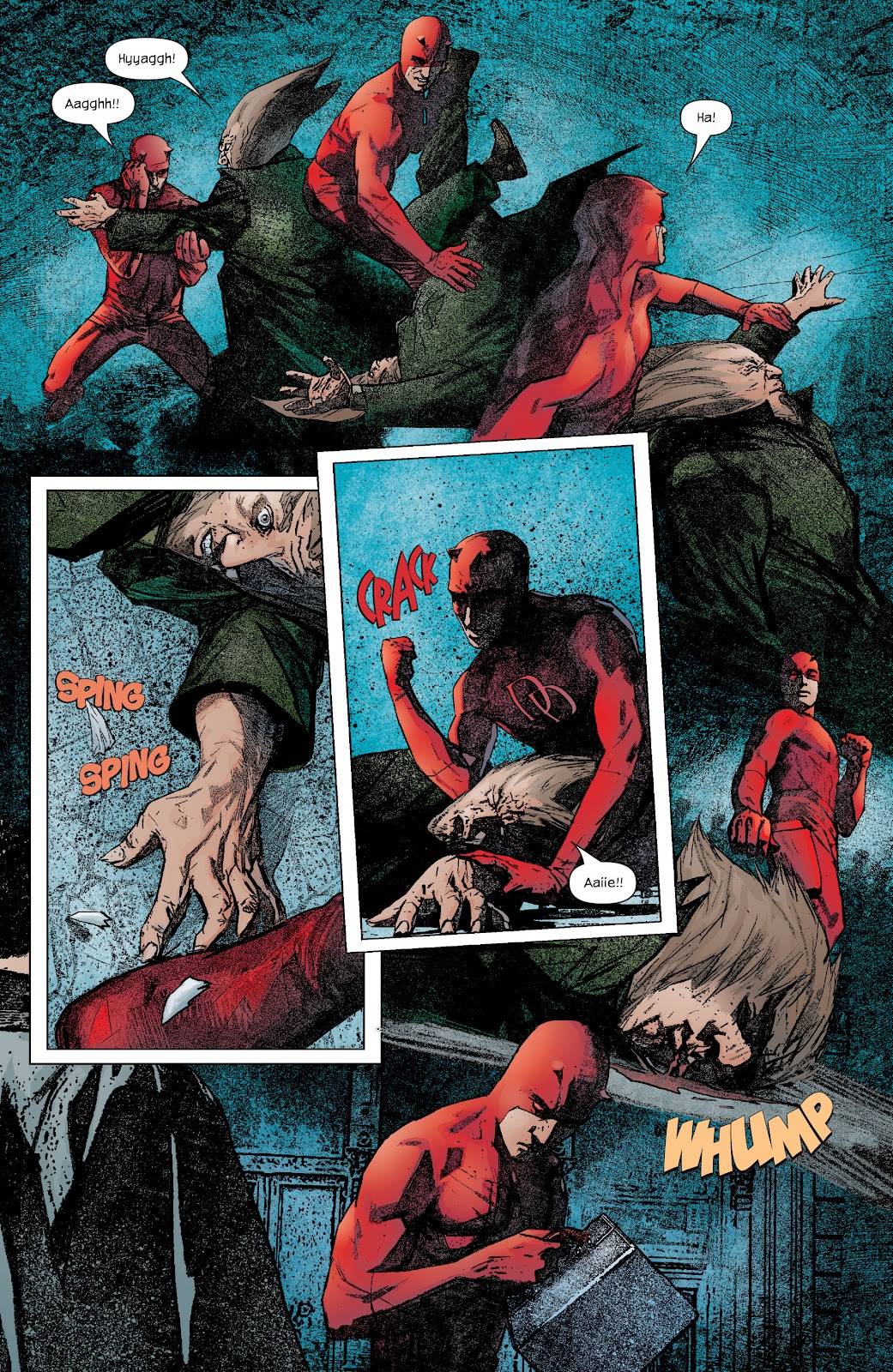 Read online Daredevil (1998) comic -  Issue # _Ultimate_Collection TPB 2 (Part 2) - 10